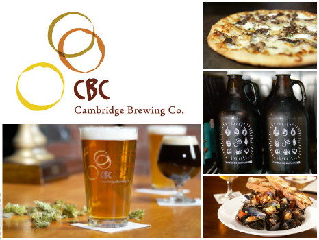 Cambridge Brewing Company - $100 Gift Card