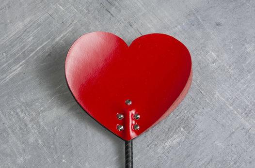 Стек il cuore валентинка