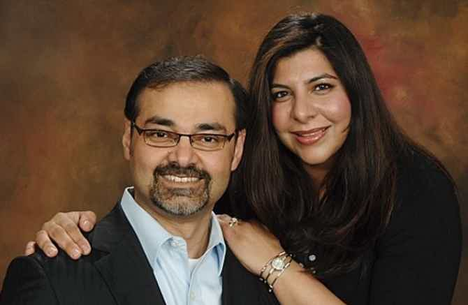 Franchise Owners of Primrose School Dr. Zehra Chawla and Syed Ali