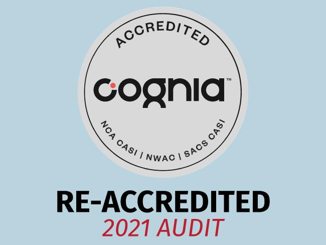 Re-Accreditation Audit