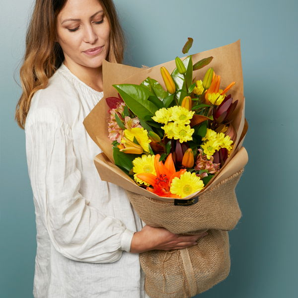 Eco Friendly_flowers_delivery_interflora_nz