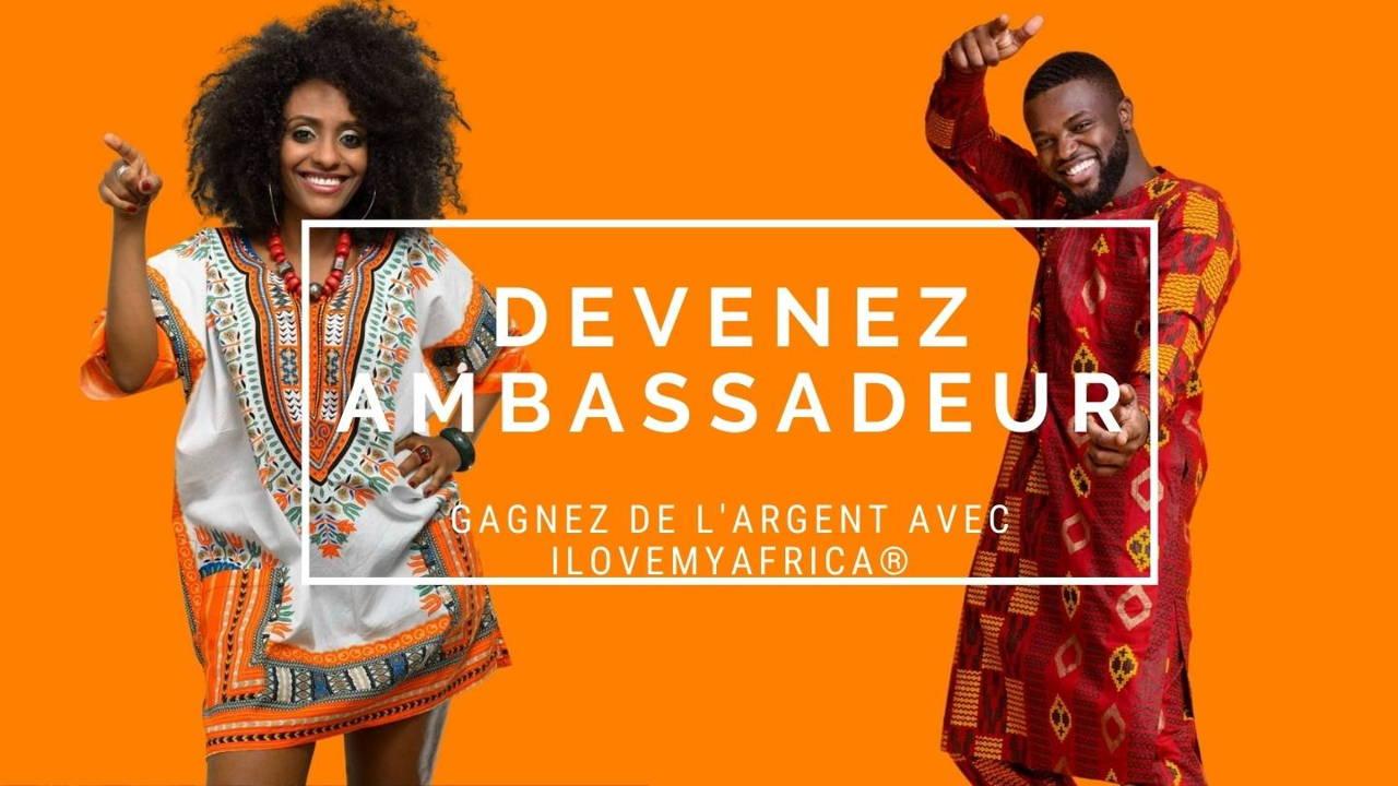 ambassadeur ilovemyafrica