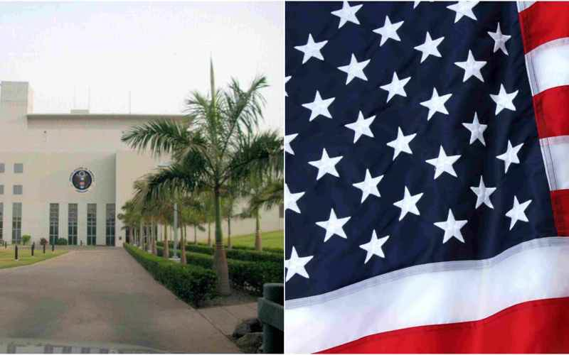 American Embassy To Suspend Drop box Services