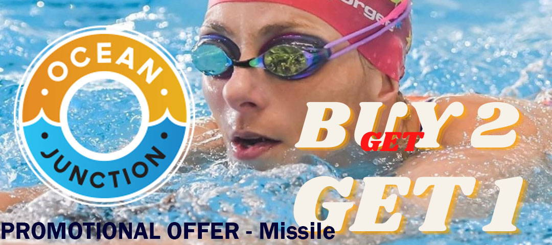 Missile Swimming Goggle