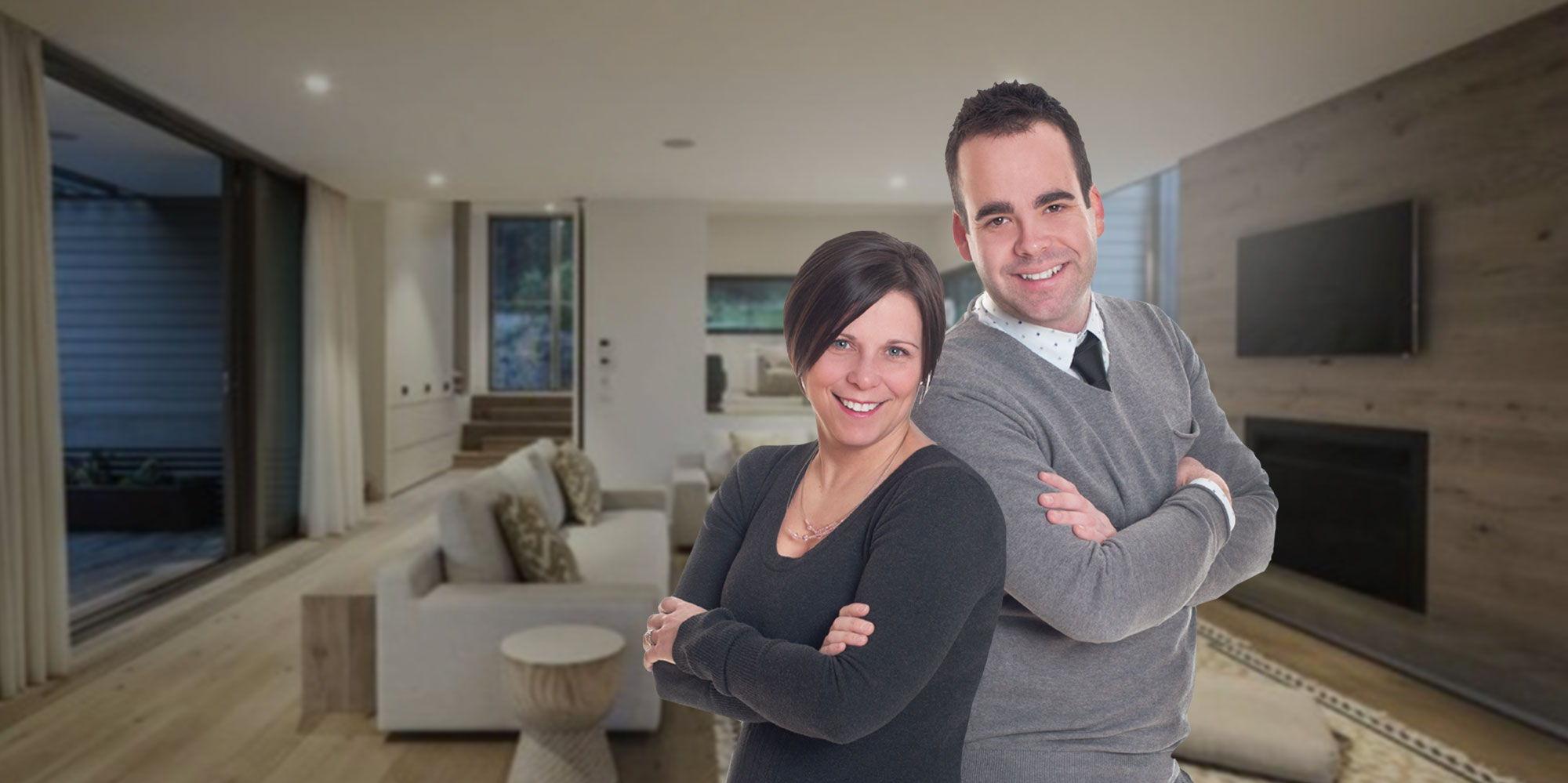 Sébastien Corbeil & Annie Théroux