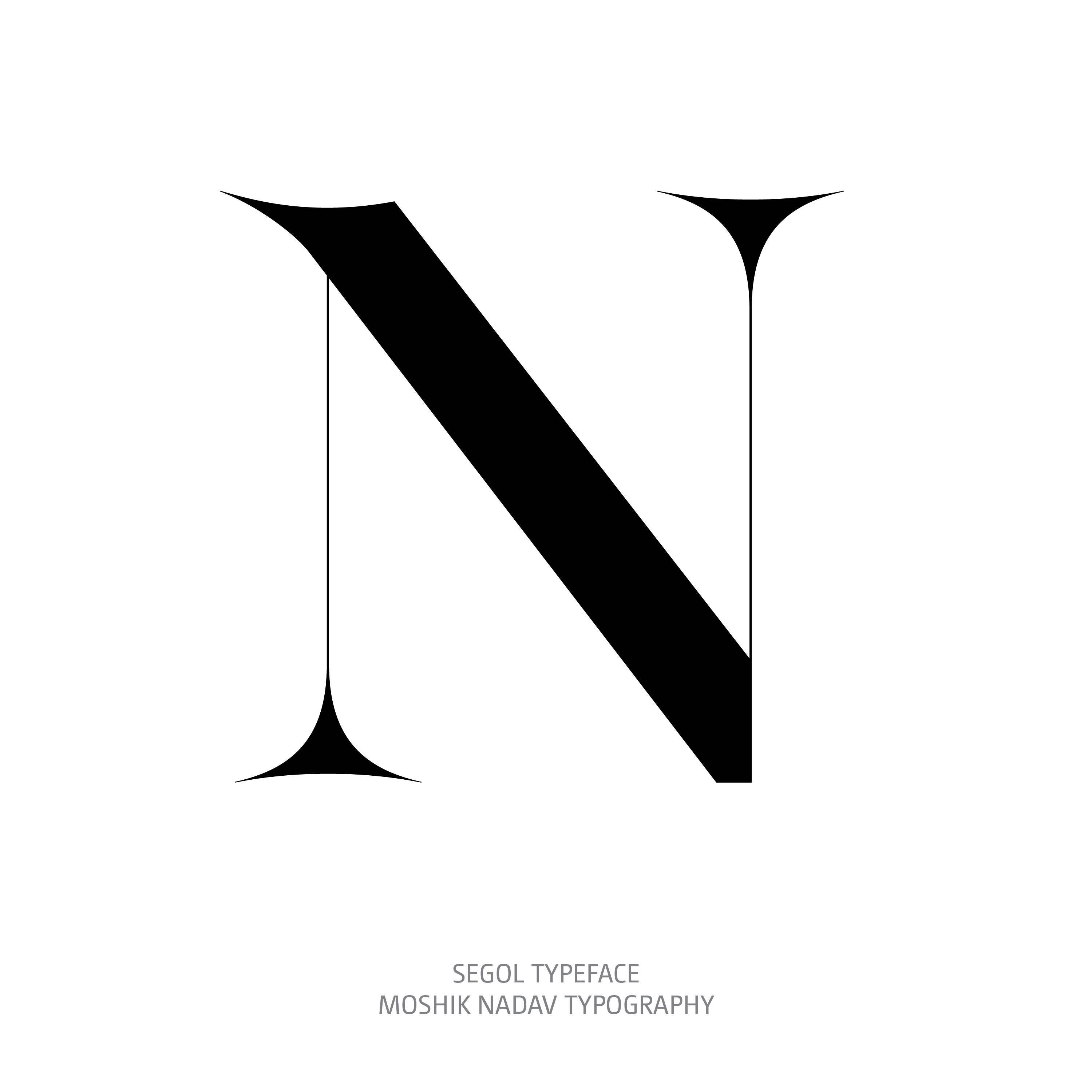 Segol Typeface N The Ultimate Font For Fashion Typography and sexy logos
