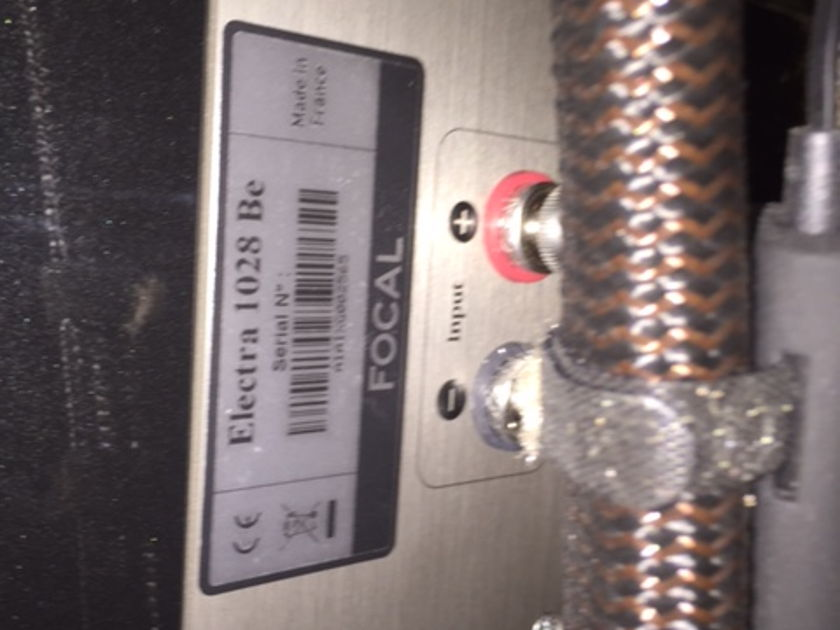 JM Labs Electra 1028Be Focal JM Labs Electra 1028Be