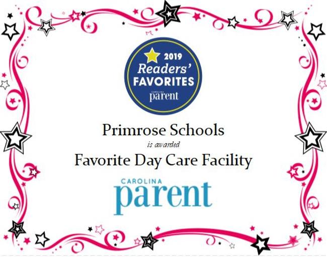 Carolina Parent Award
