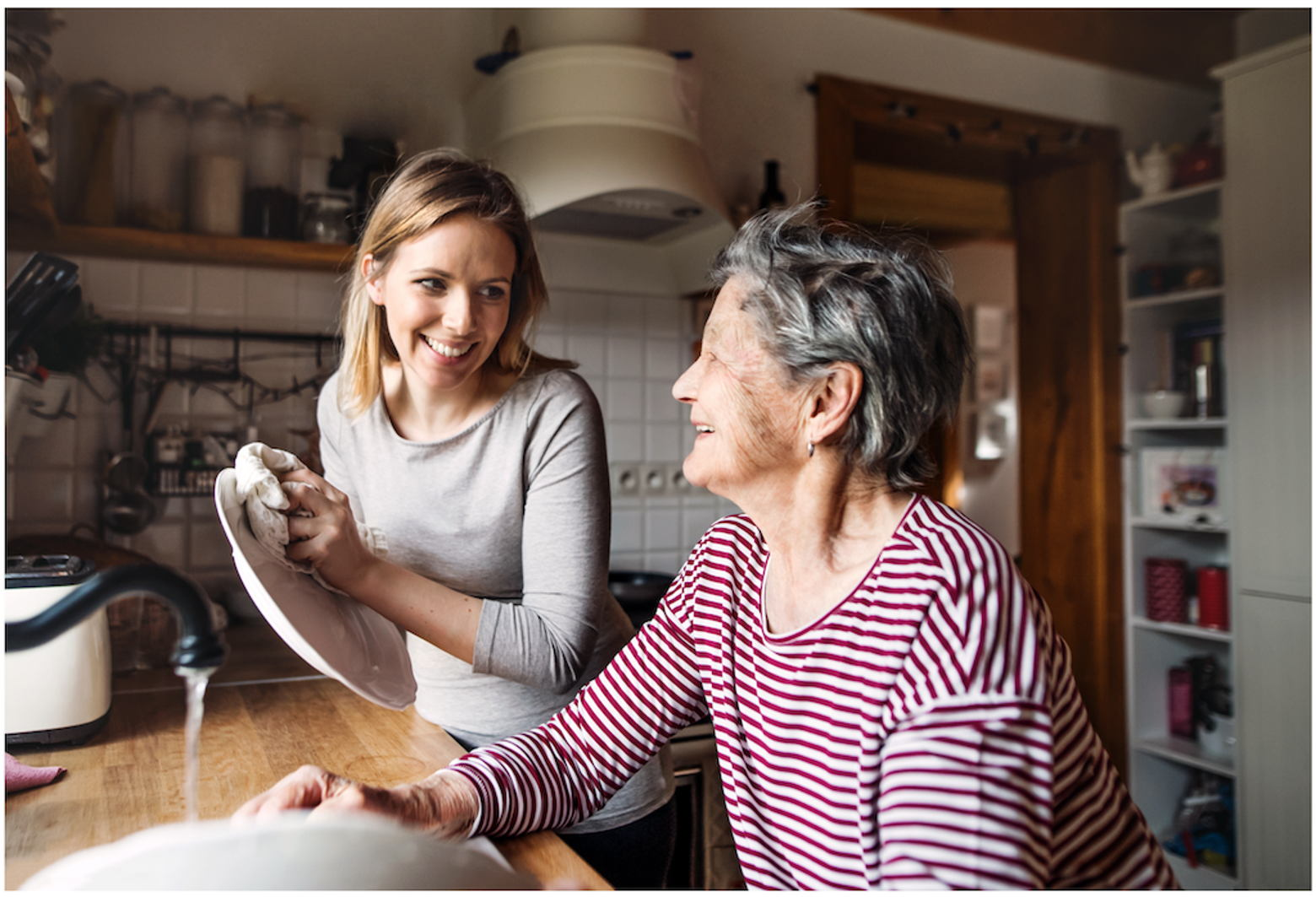 Families can create a more risk-free environment for aging loved ones.