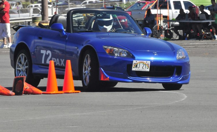 SCCA Hawaii Solo Race #8 (1-13-2019)