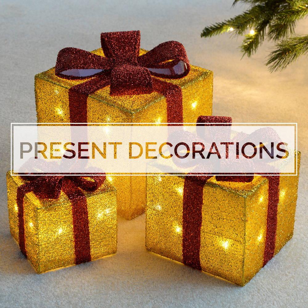Present Decorations