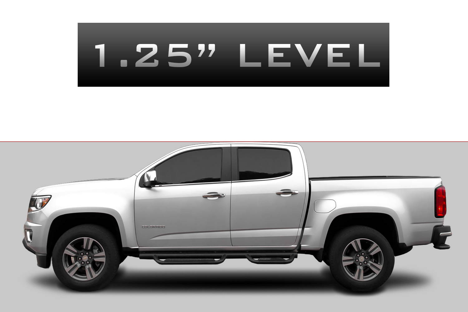 Chevrolet Colorado Off-Road Customizing Package Level 1 by 3C Trucks