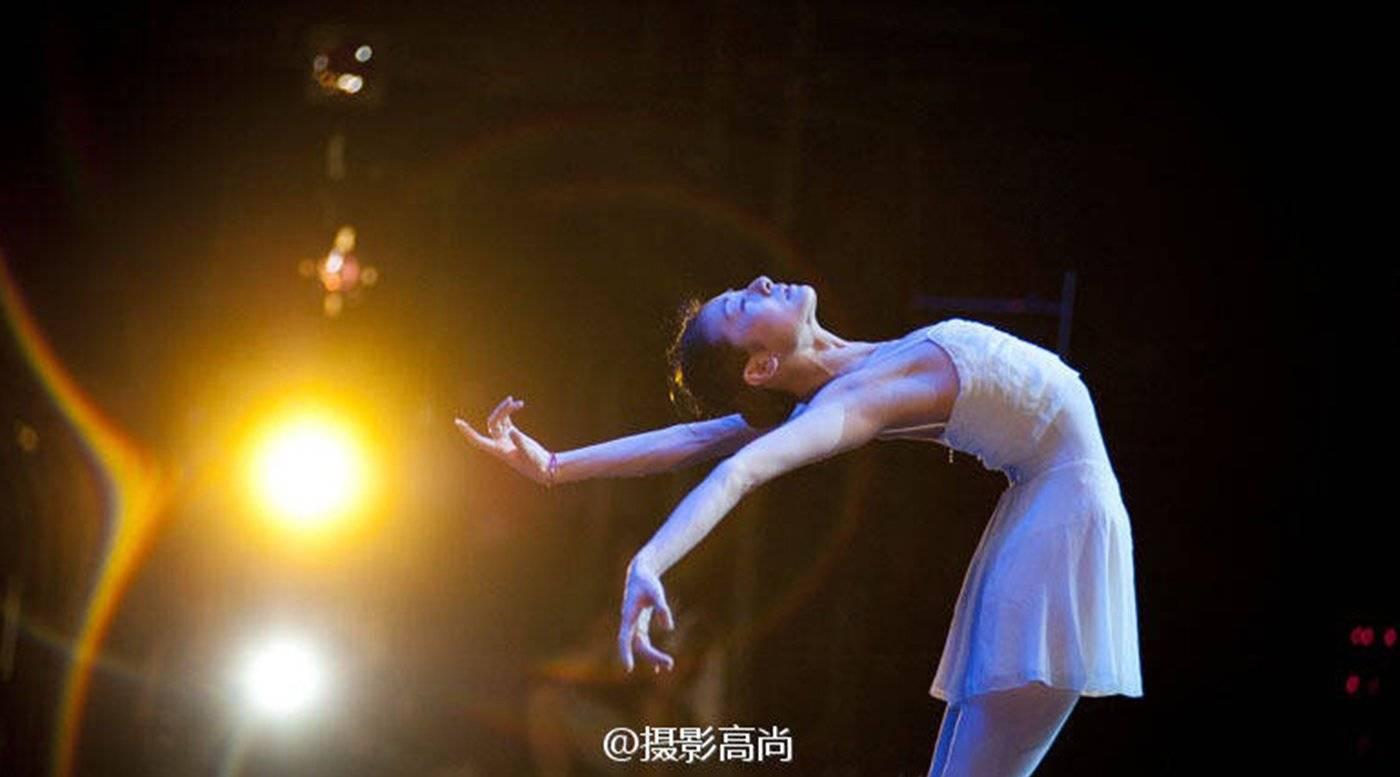 yuan yuan tan, principal dancer from san francisco