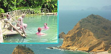 Tour Los Frailes Beach and Agua Blanca