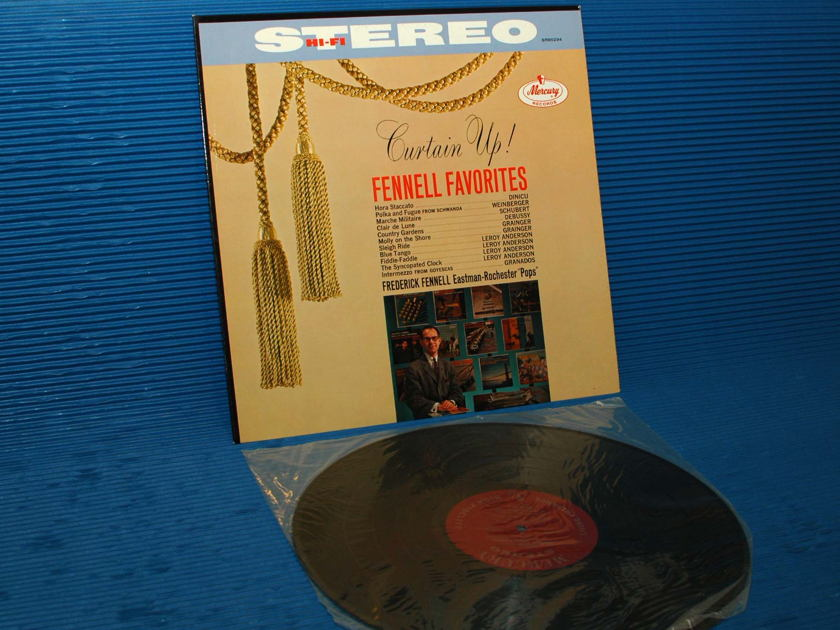 """FREDERICK FENNELL - - """"Fennell Favorites"""" - Mercury Living Presence 1961 Sealed!"""