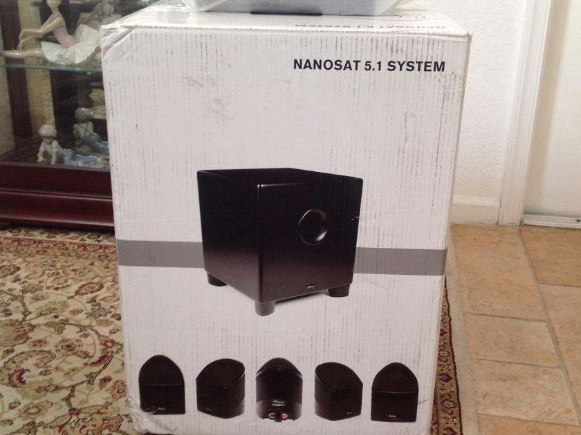 Mirage Nanosat 5.1 Surround System