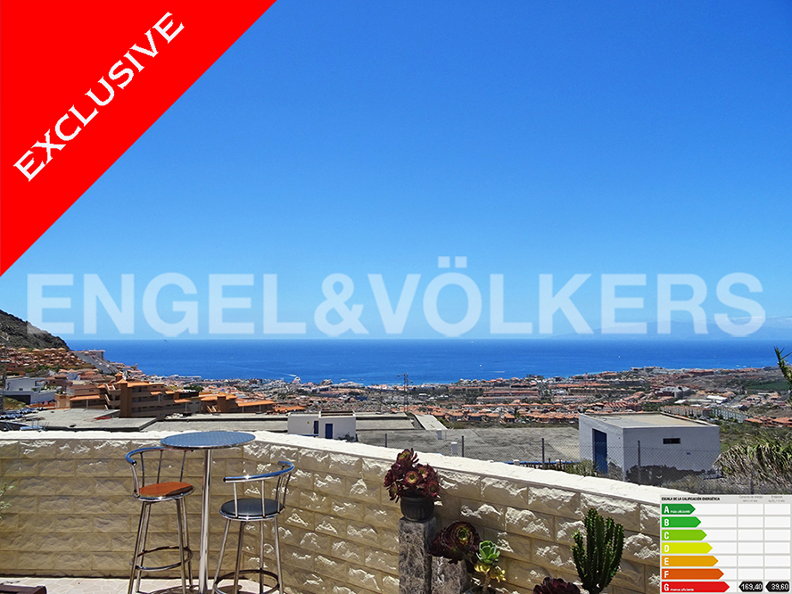 Costa Adeje - Property for sale in Tenerife: Villa in Roque del Conde, Costa Adeje, Tenerife Sur