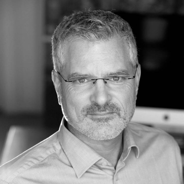 Photo of the nomad founder Christopher Pease