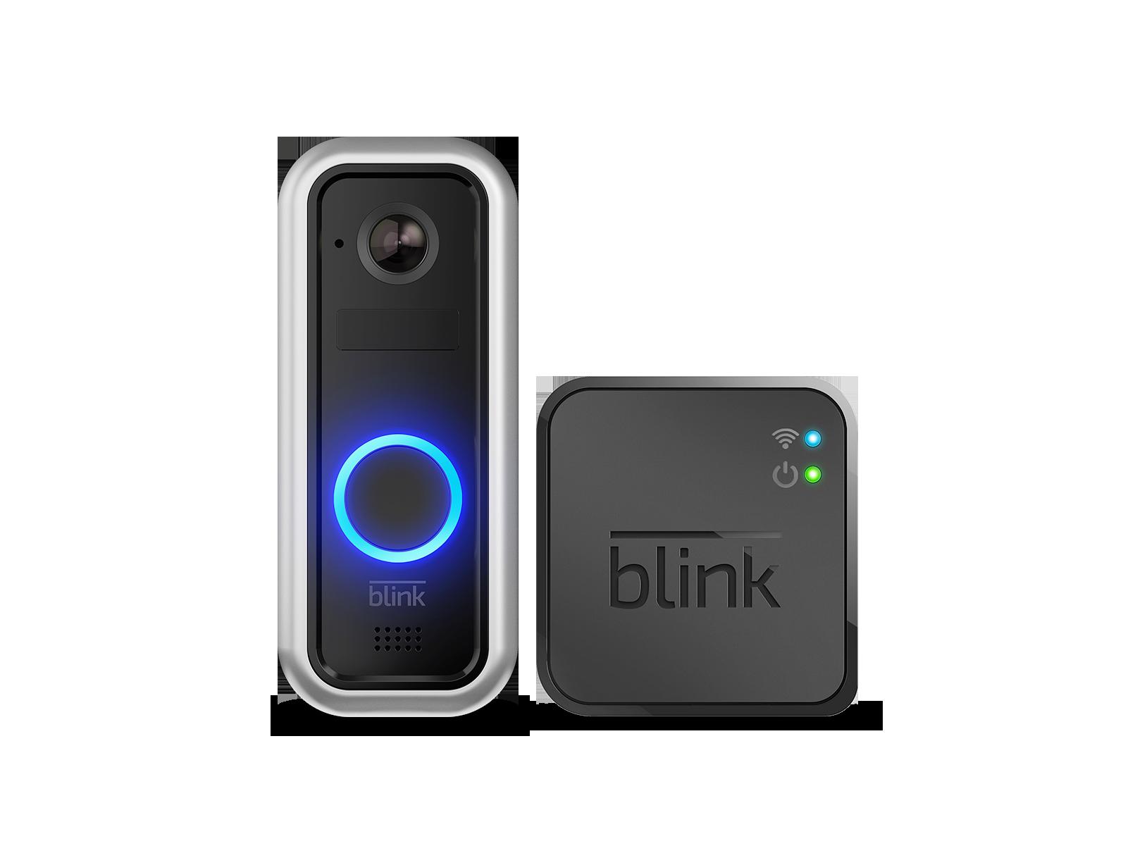 Blink Video Doorbell System  sc 1 st  Blink & Blink Video Doorbell | Blink