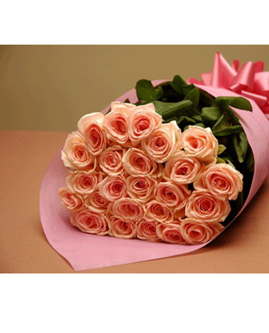 hf Bursting Pink Bouquet