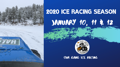 Our Gang Ice Racing 2020 - Week 1