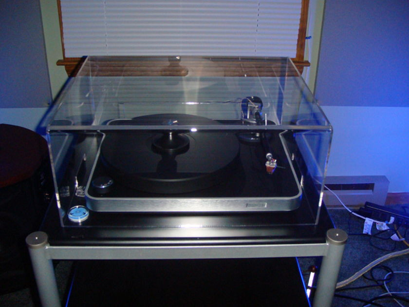 Clearaudio Champion & Innovation SME 20/3 & Pro ject , Dust Covers By Stereo Squares