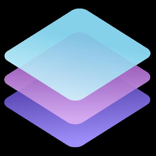 Logo layers