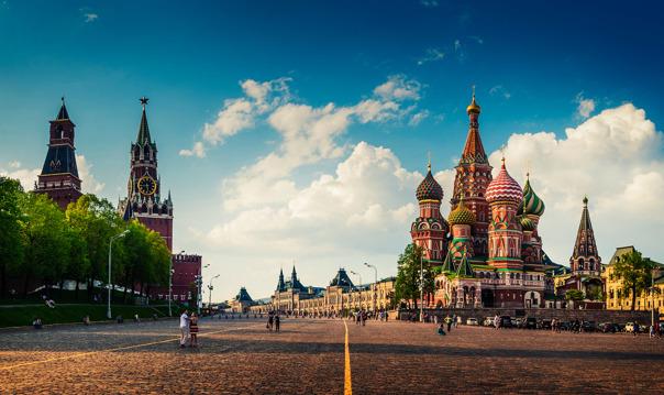 Обзорная экскурсия по Москве с посещением Кремля для школьных групп