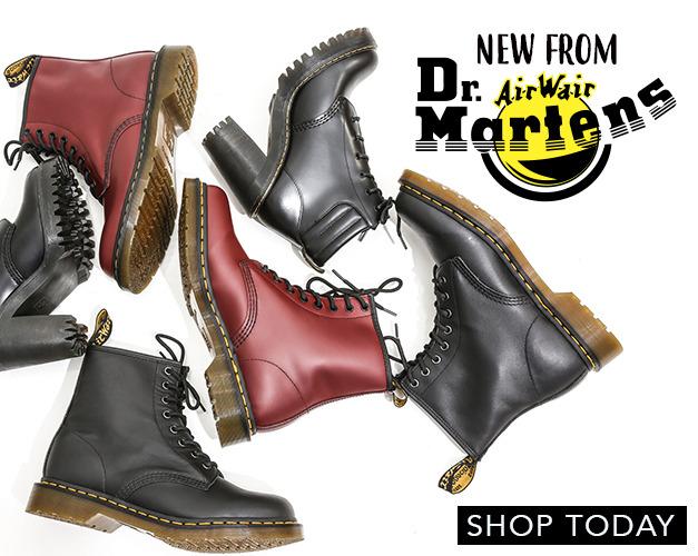 New Arrivals from Dr. Martens | Tiltedsole.com