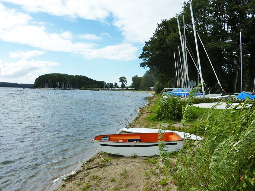 Eutin - Privatstrand