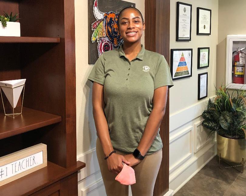 Kierra Miller , Infant Lead Teacher