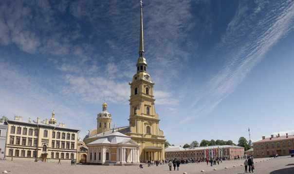 Обзорная экскурсия по СПБ с посещением Петропавловской крепости