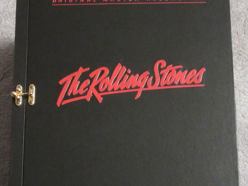 Rolling Stones - Original Box Set on Mobile Fidelity