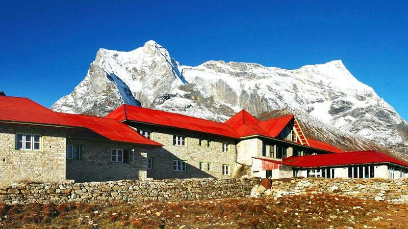 Kongde lodge, Everest Region, Nepal