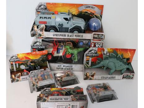 Ultimate Jurassic World Play-Set