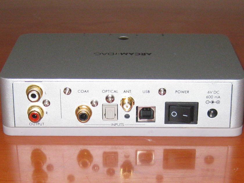 Arcam R-DAC Digital to Analog Converter. Silver.