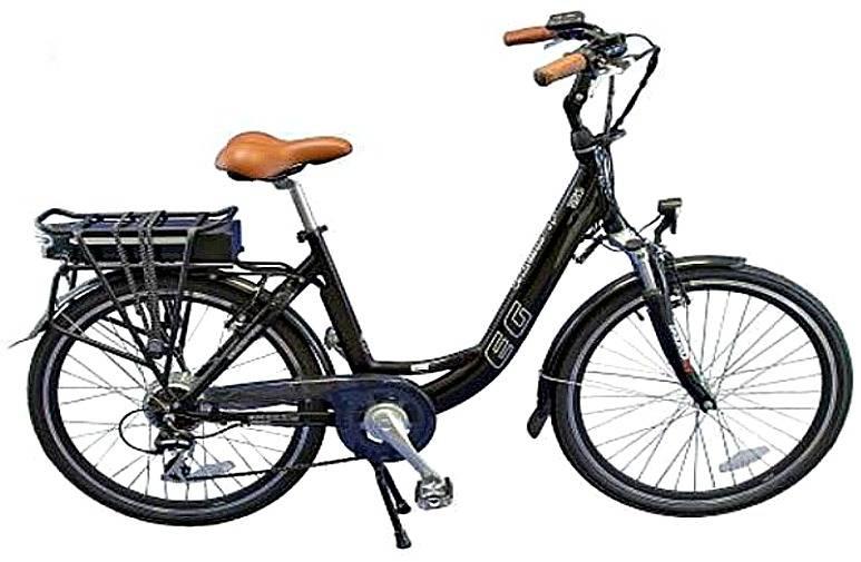 EG Athens Crazy Lenny's E-Bikes