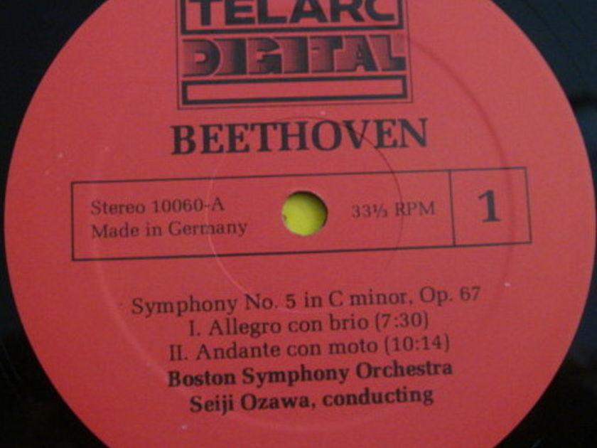 ★Audiophile★ Telarc / OZAWA, - Beethoven Symphony No.5, MINT!