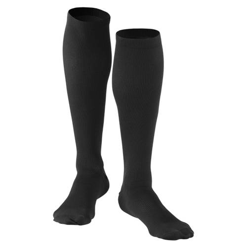 Men's Knee High Closed Toe Socks