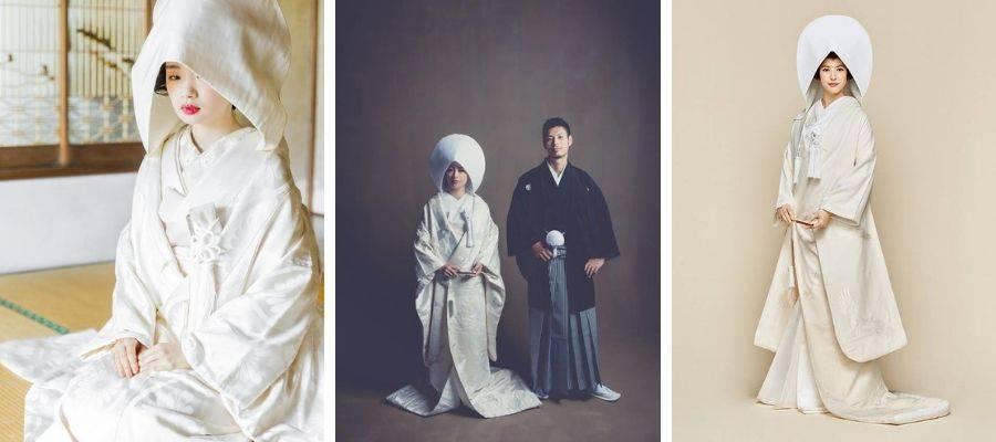 Shiromuku Wedding Kimono