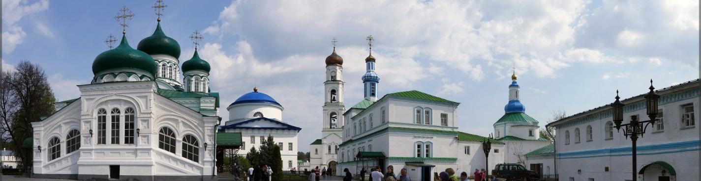 Экскурсия в Раифский Богородицкий мужской монастырь
