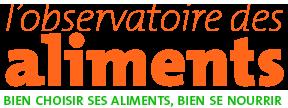 logo observatoire des aliments