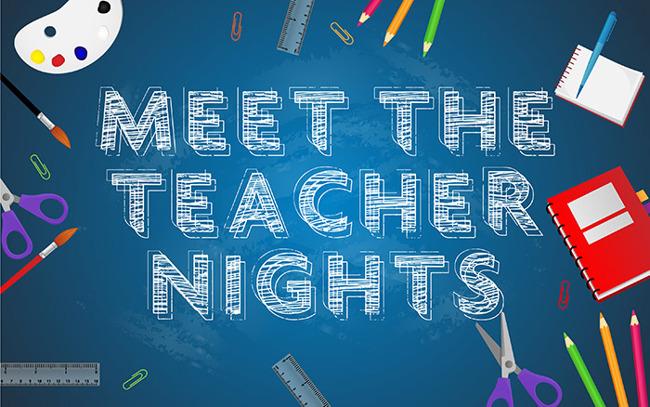 primrose west pearland; meet the teacher; 2019-2020; September
