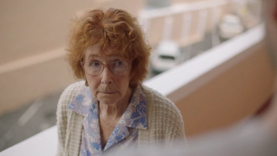 The Old Lady Next Door, Short Film