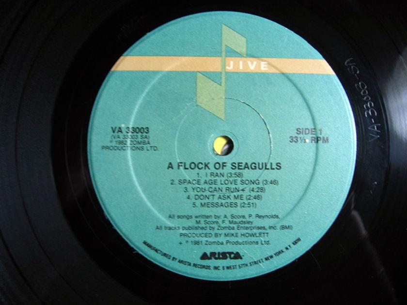 A Flock Of Seagulls  - A Flock Of Seagulls  - 1982 Jive VA 33003
