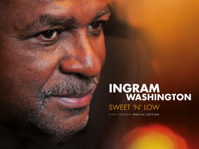 Ingram Washington - Sweet 'N' Low 180g  Import LP