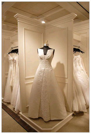 Anne Barge Bridal Atelier in Atlanta