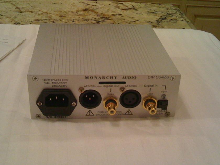 Monarchy Audio - DIP Combo  Digital Interface Processor