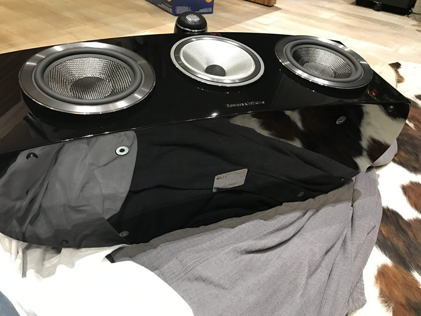 Bowers and Wilkins HTM2 D3 Center - B&W Diamond 3 Series (NEWEST!)