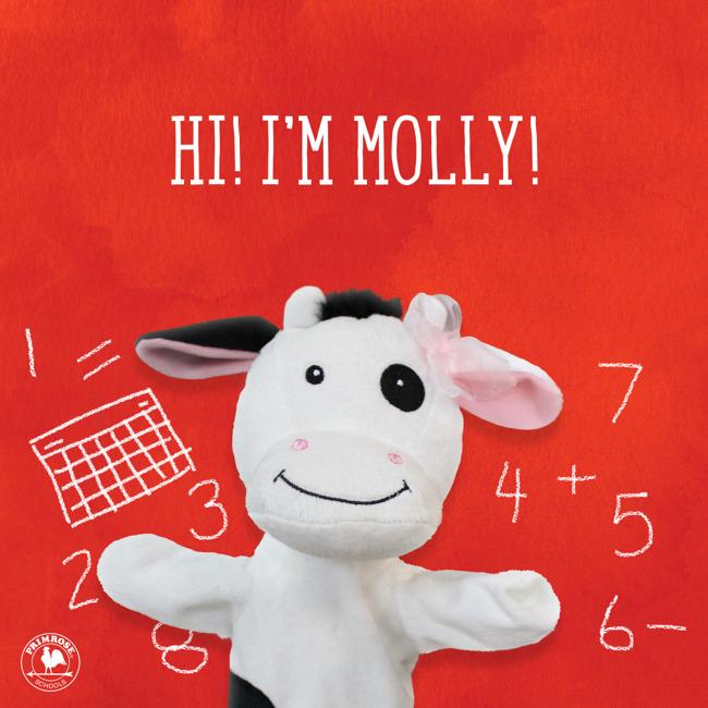 Happy birthday Molly!